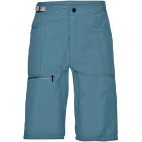 VAUDE Tekoa korte broek Heren blauw